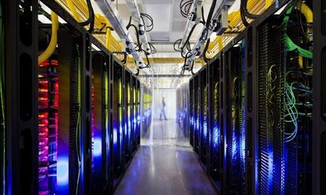 Google Data Center in Council Bluffs
